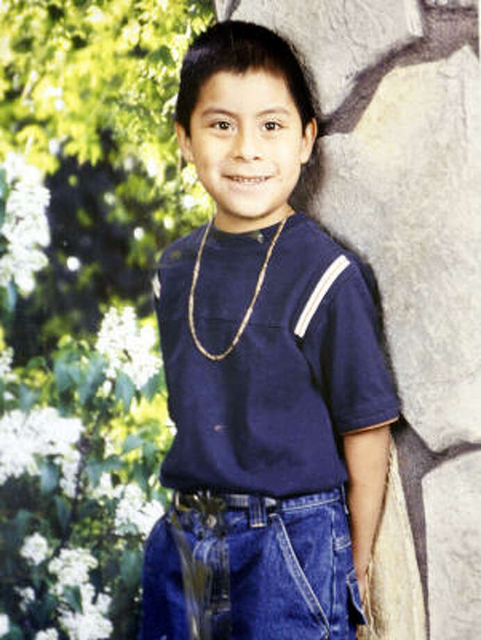 Family describe 10-year-old Sergio Pelico as good-natured. Photo: COURTESY OF THE PELICO FAMILY