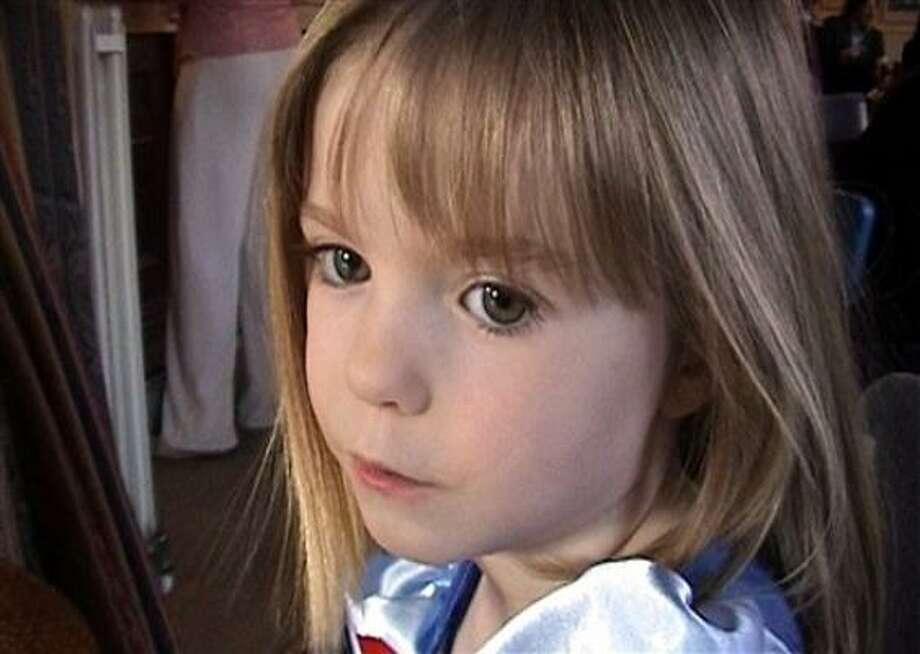 A $2 million fund was set up to help find Madeleine McCann. Photo: Handout Photo
