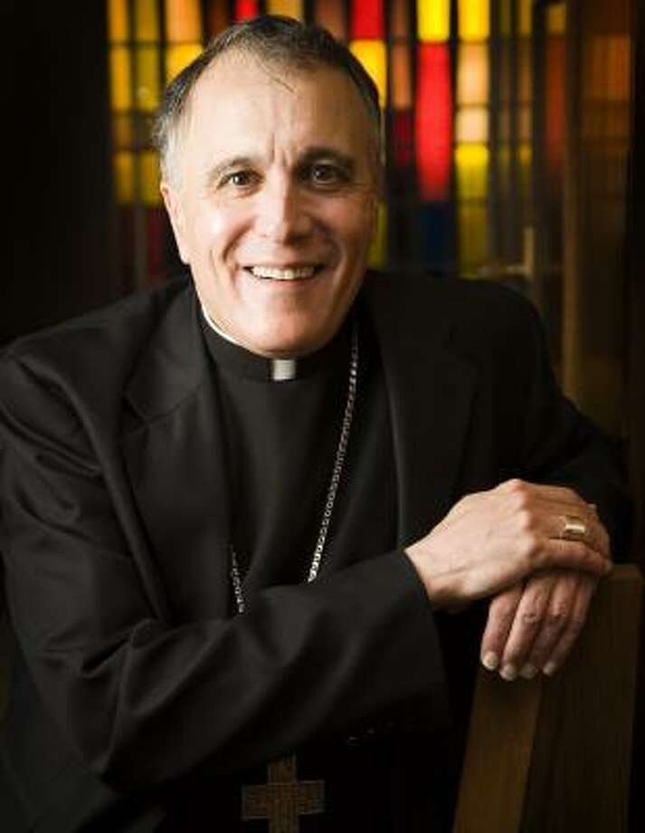 Daniel N. DiNardo, archbishop of the Archdiocese of Galveston-Houston, will be installed as a cardinal on Nov. 24 in Rome. Photo: SMILEY N. POOL, CHRONICLE