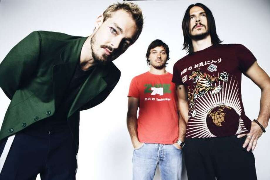 Silverchair Photo: Nabil Elderkin