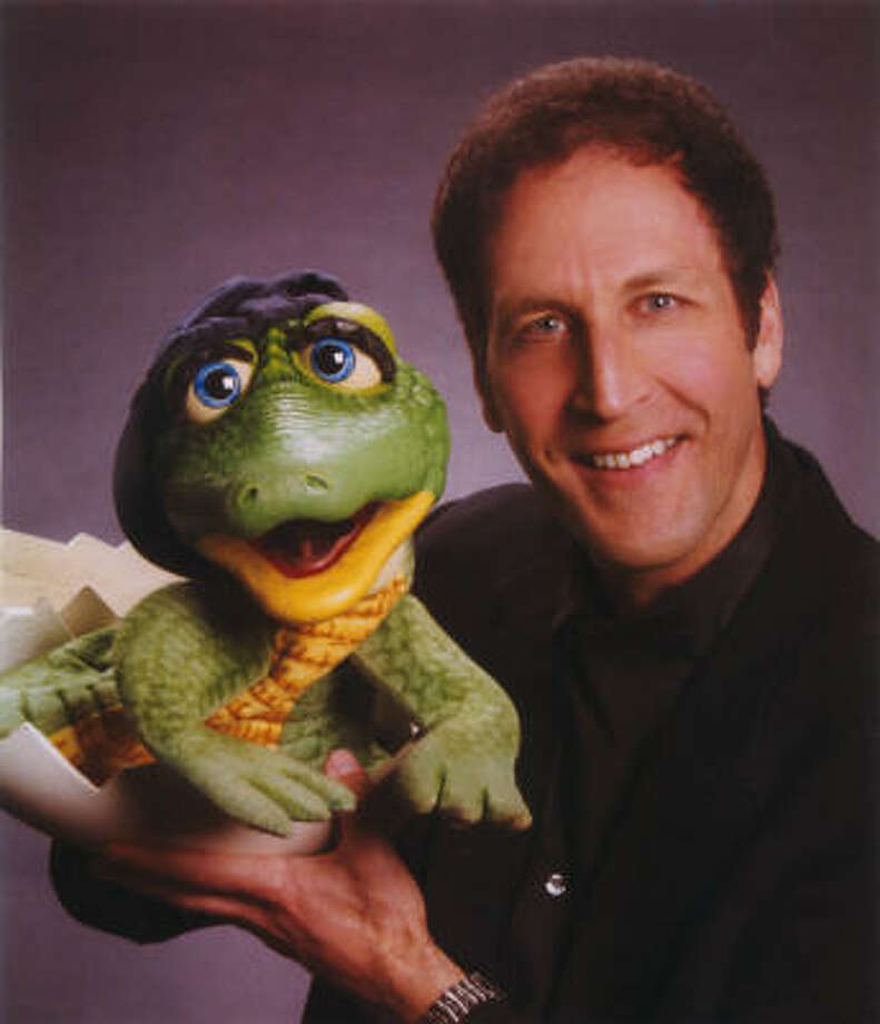 Ventriloquist Brad Cummings and pal Rex will appear on The Late Show With David Letterman during Ventriloquist Week 2, which starts at 10:35 p.m. Feb. 12 on Channel 11. Photo: Courtesy Photo