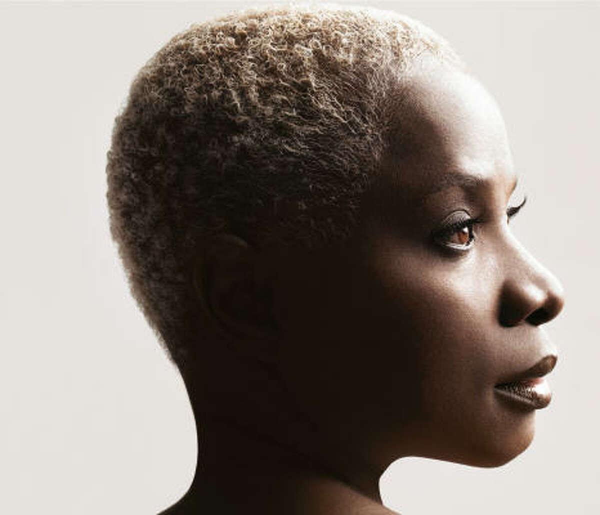 Angélique Kidjo incorporates gospel, jazz and Latin and Caribbean influences into her sound.