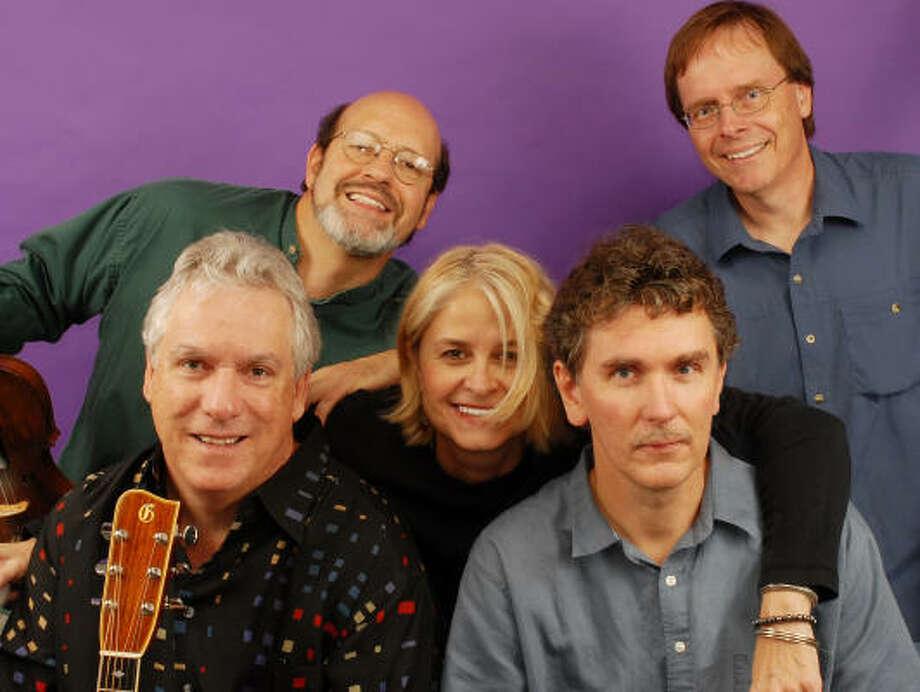 Sugar Bayou is, from left, Bill Browder, Paul Kiteck, April Rapier, Bob Oldreive and Robert Knetsch. Photo: Courtesy Photo