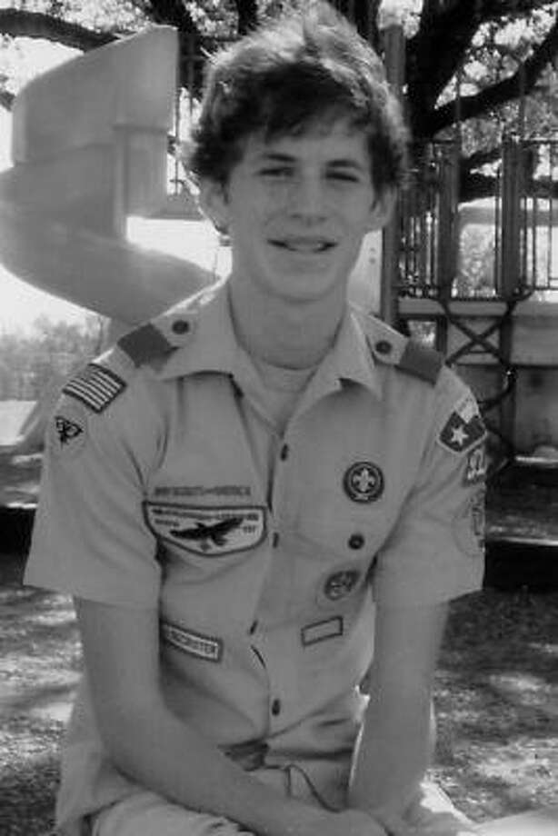 Will Krehmeier, 15, of Sugar Land, has earned the rank of Eagle Scout.