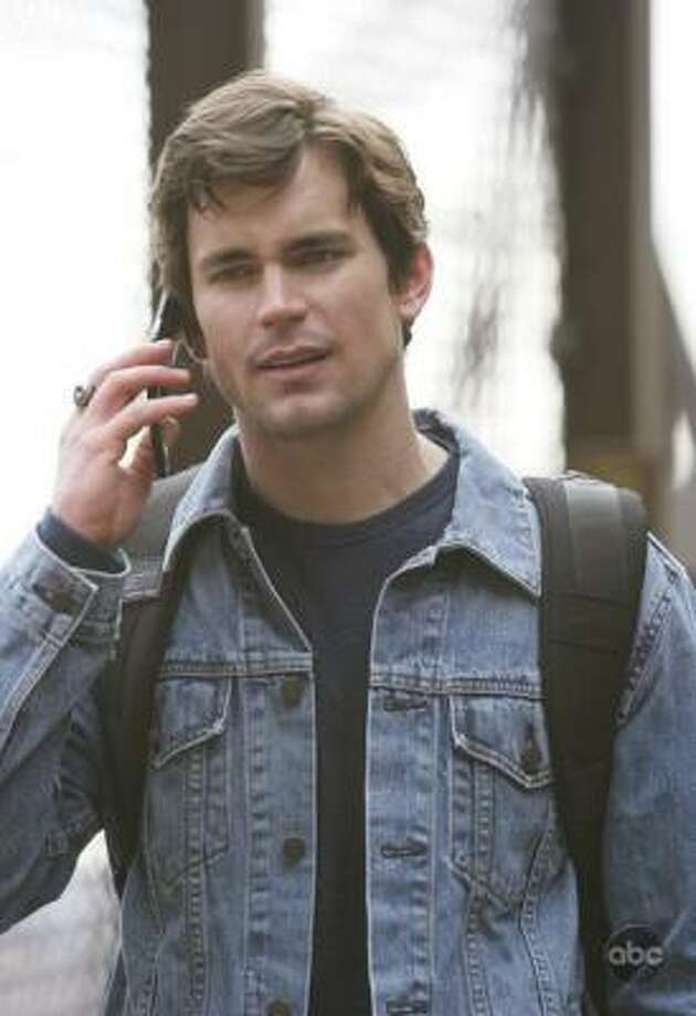 Matthew Bomer marks his debut as a leading man on television in ABC's Traveler . Photo: ABC