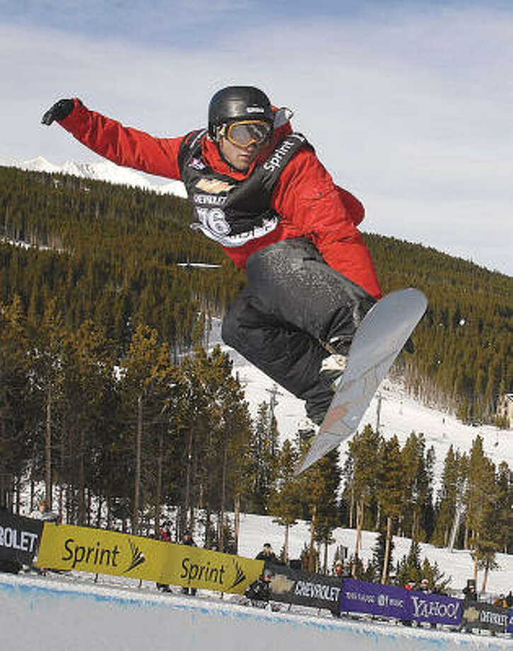 While the Fireside Inn may lower your costs, snowboarding at Breckenridge can take you to new heights. Photo: Mark Fox, Summit Daily News