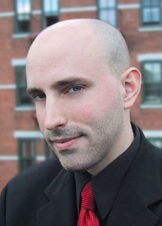 Brian K. Vaughan is the author of the comic-book series Y: The Last Man and Ex Machina. Photo: Courtesy Photo