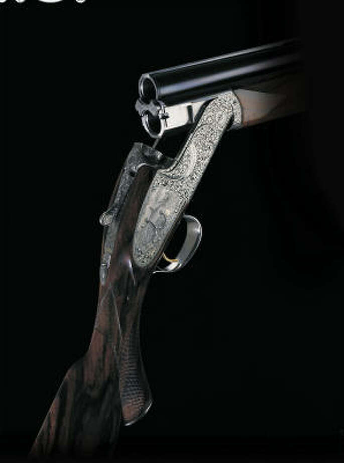The mechanics of Purdey shotguns, same as the company's attention to detail, haven't changed much over time. Photo: Purdey