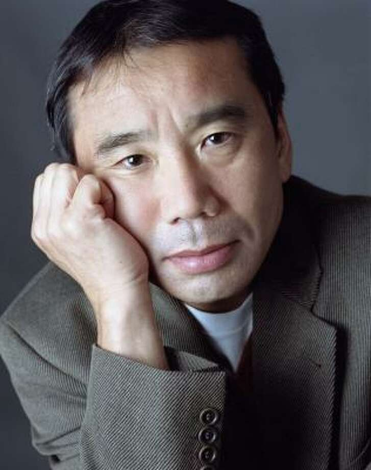 Haruki Murakami employs magic and myth. Photo: ELENA SEIBERT, ASSOCIATED PRESS