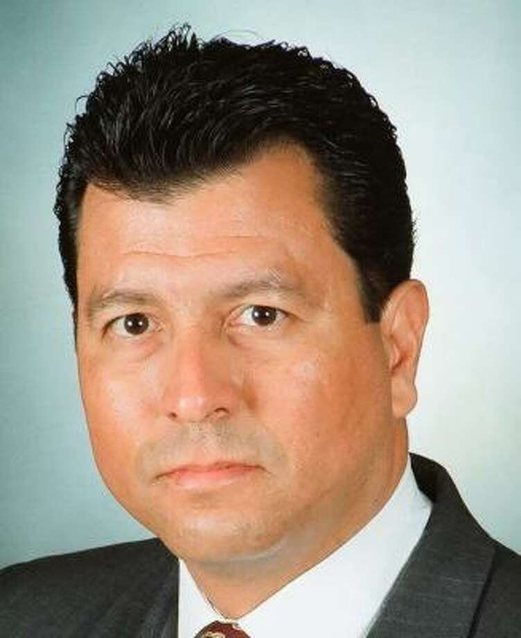 """Sgt. Richard """"Rico"""" Garcia received an honorable mention in the 2007 Police Service Awards. Photo: Courtesy Photo"""