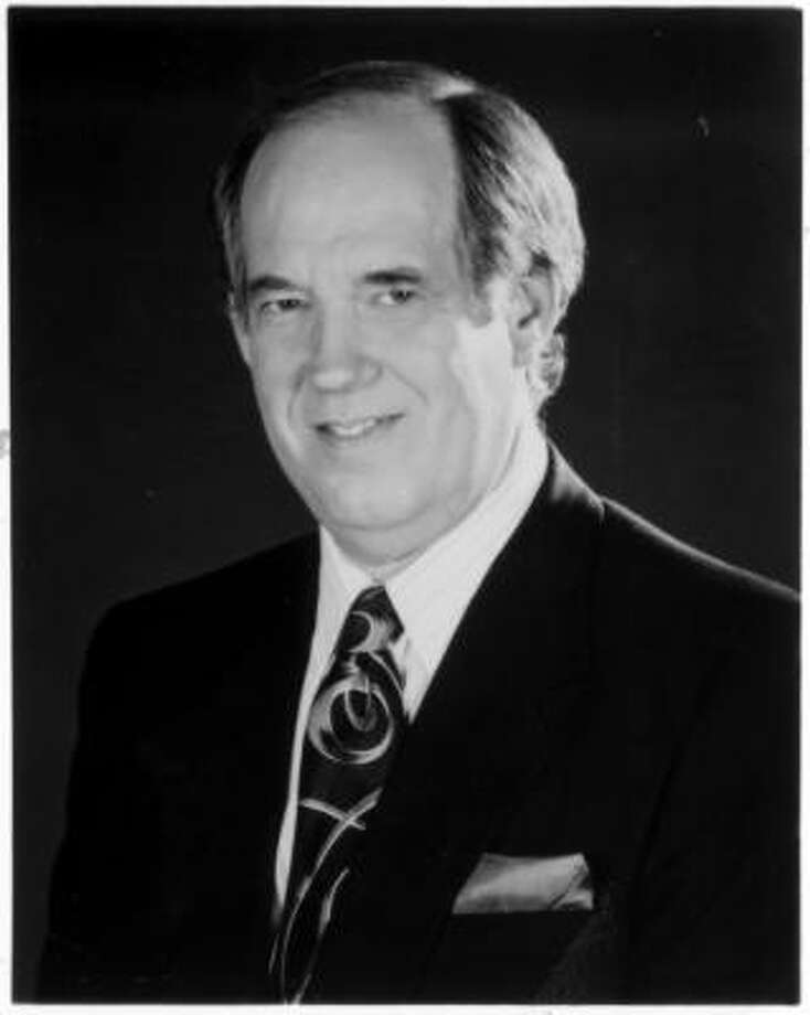 "Dubbed ""Texas' Most Experienced Weatherman,"" Ed Brandon joined ABC 13 KTRK-TV in 1972, taking his audiences through the sunny days and the not-so-sunny days, like Hurricane Alicia. In 2007, he announced his retirement, citing health problems and the station's desire for trained meteorologists. Photo: Courtesy Photo"