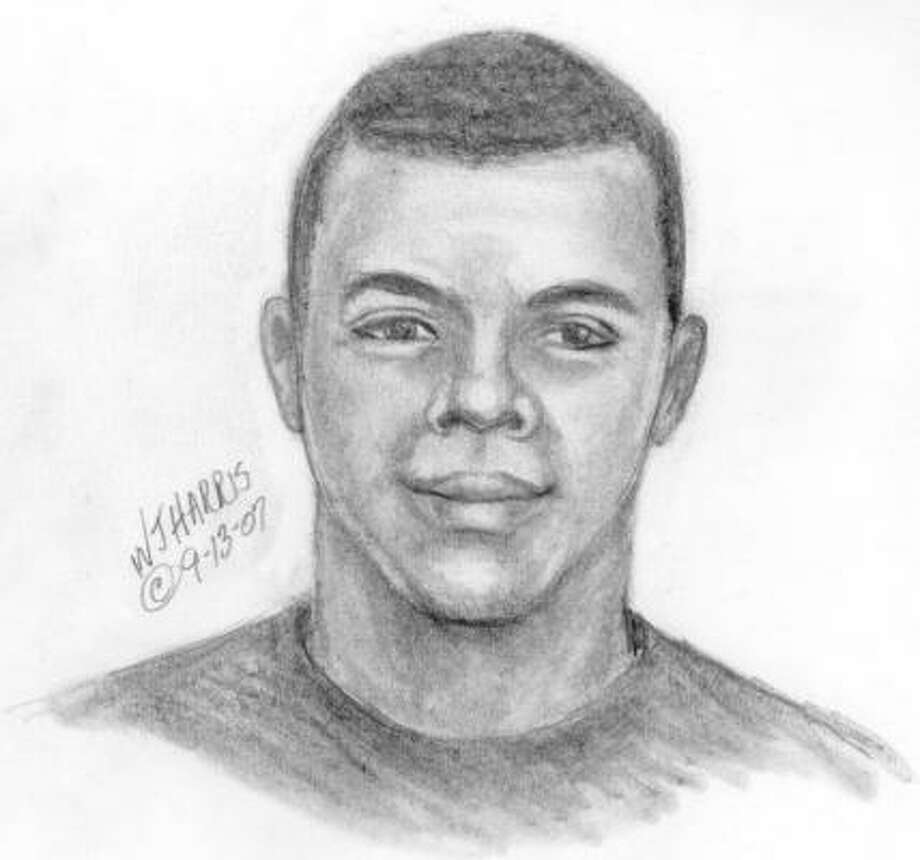 Police released this composite sketch of a suspect in the Dunta Robinson home invasion. Photo: Fort Bend County Sheriff's Office