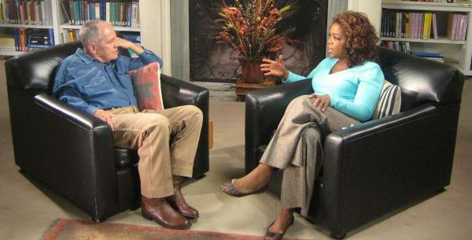 Oprah Winfrey landed the only television interview to date with author Cormac McCarthy. Photo: HARPO PRODUCTIONS