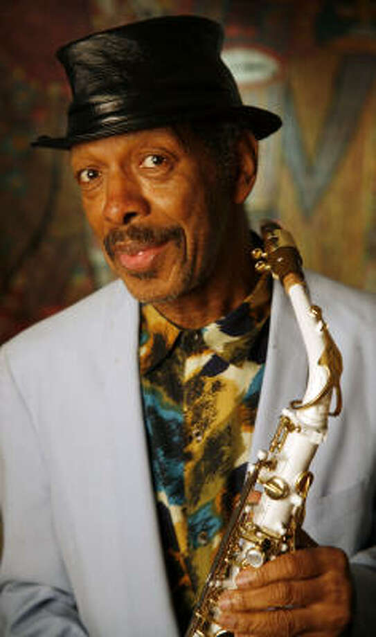 Ornette Coleman, who earlier this year became only the second jazz musician to win the Pulitzer Prize for music, swept the top honors at the Jazz Awards 2007 on Thursday, winning in four categories, including musician of the year. Photo: Peter Morgan, AP File