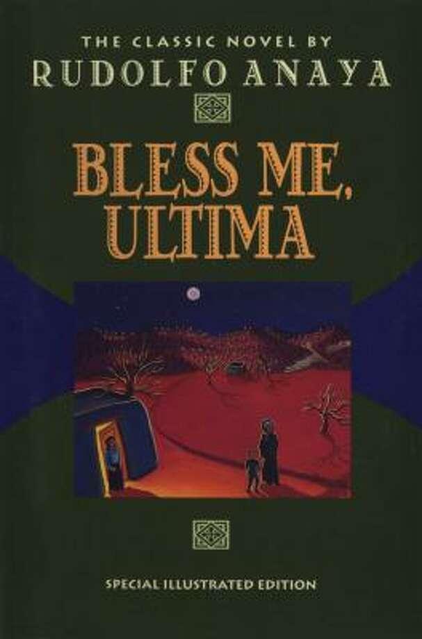 """Bless Me, Ultima"" by Rudolfo Anaya. Photo: WARNER BOOKS, Warner Books"