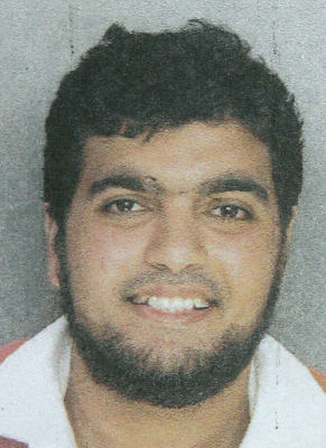 Ahmed Abda Sherf Mohamed, 24, said he made devices from items he bought at Wal-Mart, according to an affidavit. Photo: Berkeley County (S.C.) Sheriff