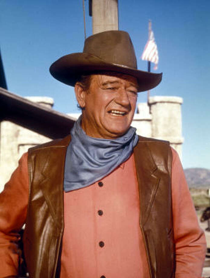 John Wayne would have been 100 years old on May 26, 2007. Photo: Courtesy Photo