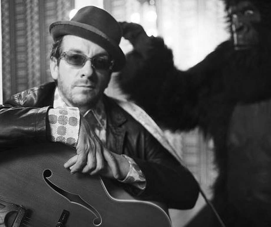 Elvis Costello. Photo: Lost Highway Records
