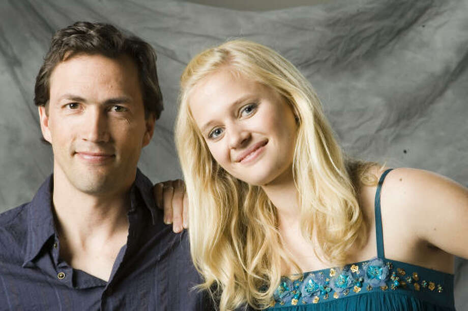 """Gracie, starring Carly Schroeder, is the story of a young pioneer for women playing soccer. """"Carly didn't just audition,'' producer Andrew Shue said. """"She made it clear. She came in and said, 'I'm doing this part, and I'll tell you why.'"""" The film opens June 1. Photo: Brett Coomer, Houston Chronicle"""