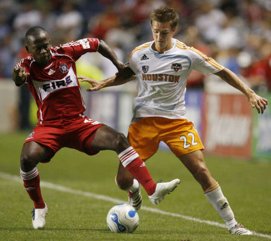The Dynamo have put together a developmental system in the hopes of finding more hometown talent like Stuart Holden. Photo: Nam Y. Huh, AP