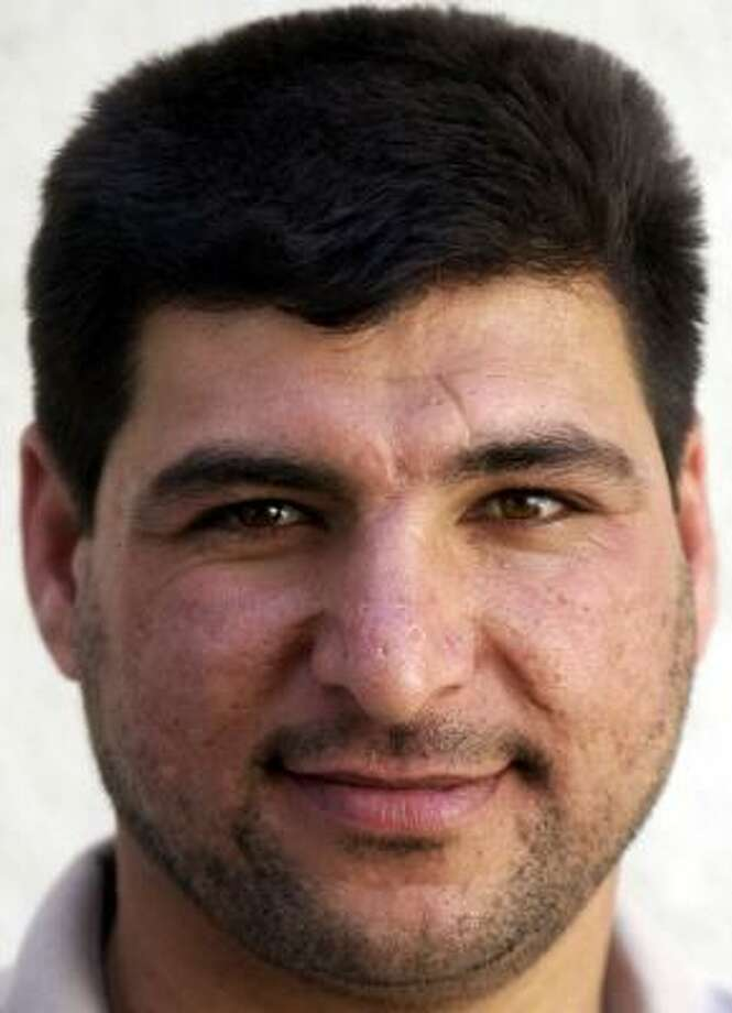 Iraqi journalists and international advocacy groups say prosecuting Associated Press photographer Bilal Hussein, held for more than 19 months without charge, is a worrisome precedent that threatens media freedom in the region. Photo: Jim MacMillan, AP