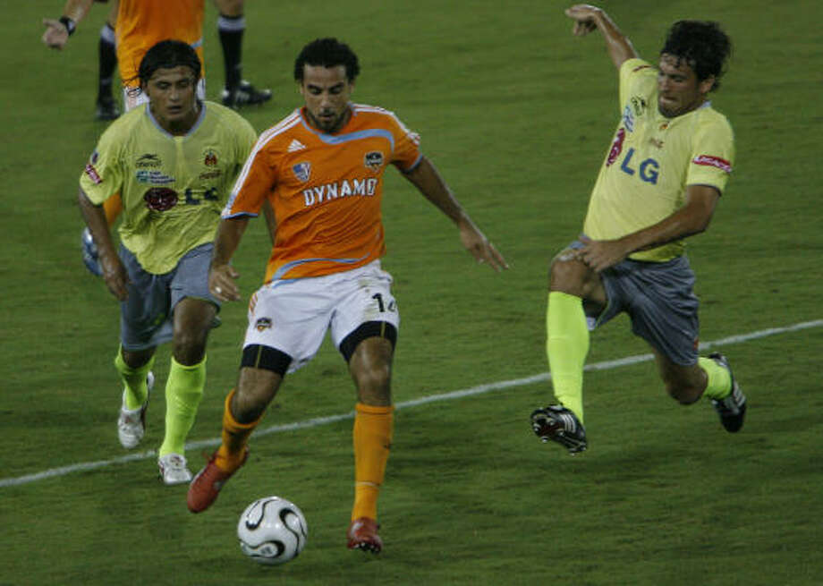 Future Dynamos will be produced by the Leones, a Premier Development League team that will begin play next spring. Photo: Steve Campbell, Houston Chronicle