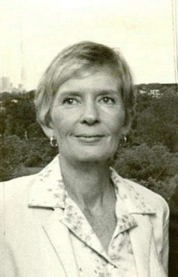 Juanita McGinty was active in the Houston Council of Human Relations and the American Civil Liberties Union. Photo: Family Photo