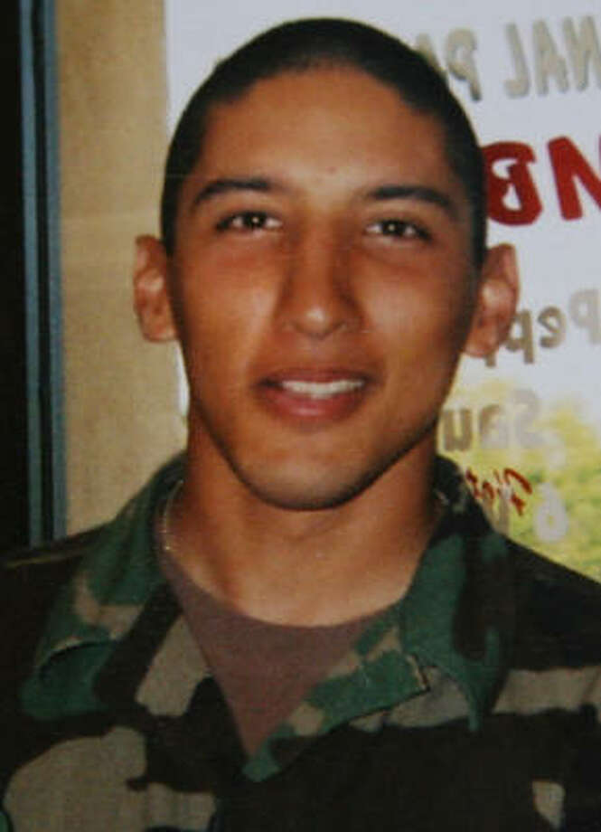Pfc. Kristian Menchaca was a victim in one of the war's most horrific episodes when he and another enlisted man were captured, tortured and killed by insurgents in June 2006. Photo: Family Photo
