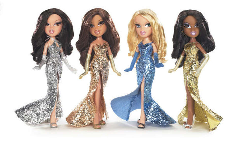 Bratz dolls movie get acclaim and criticism houston Bratz fashion look and style doll