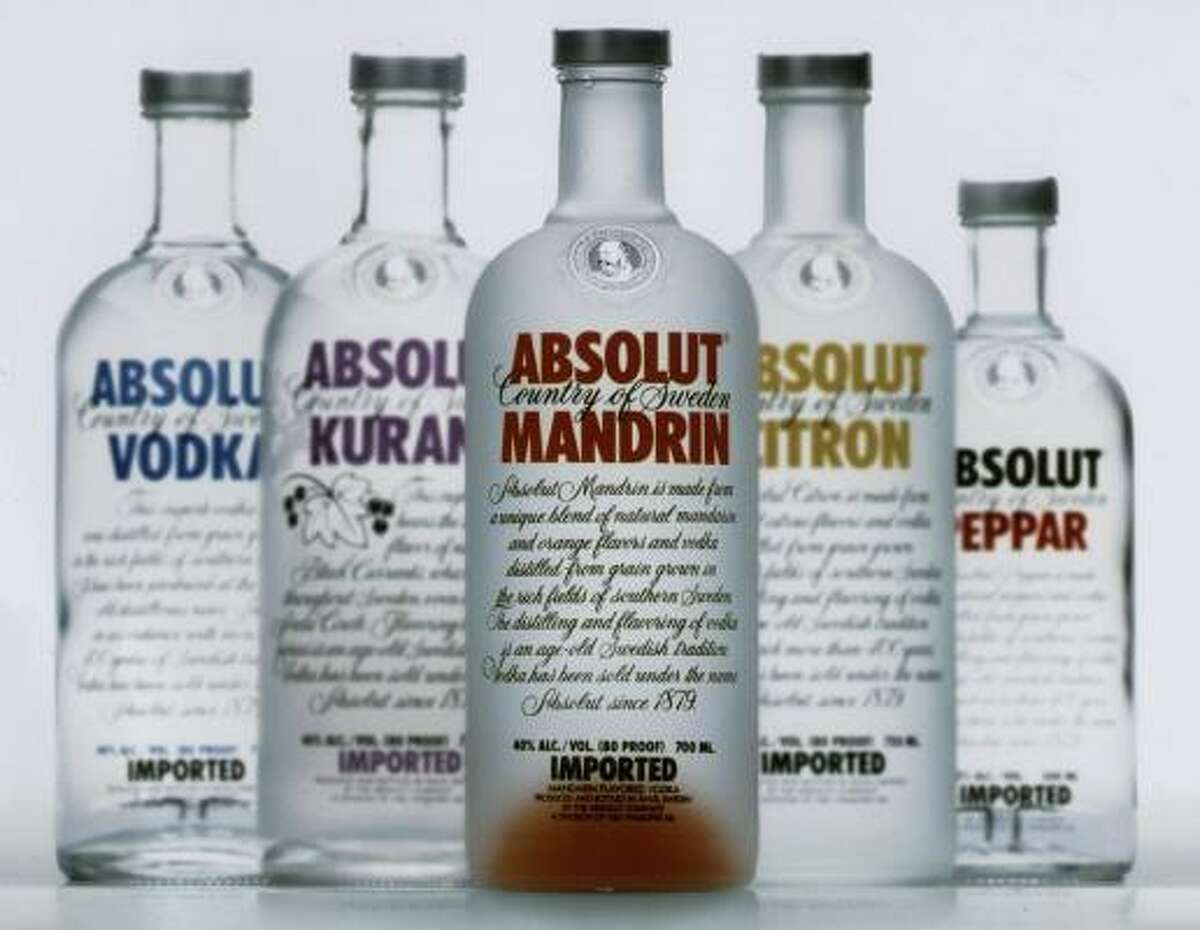 Brands like Absolut and Smirnoff have a wide collection of flavored liquors, including strawberry and green apple.  It's a rising trend amongst alcohol makers and some are taking it in very odd directions.  If you've tried any of these or you know we've missed, please let us know in the comments below.