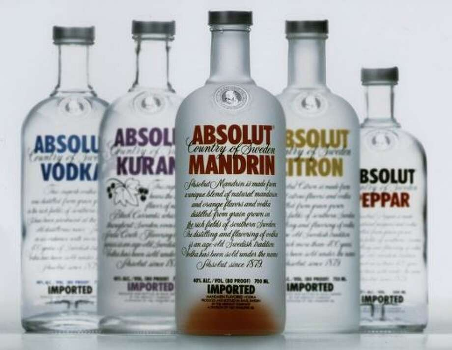 Brands like Absolut and Smirnoff have a wide collection of flavored liquors, including strawberry and green apple.  It's a rising trend amongst alcohol makers and some are taking it in very odd directions.  If you've tried any of these or you know we've missed, please let us know in the comments below. Photo: SCANPIX