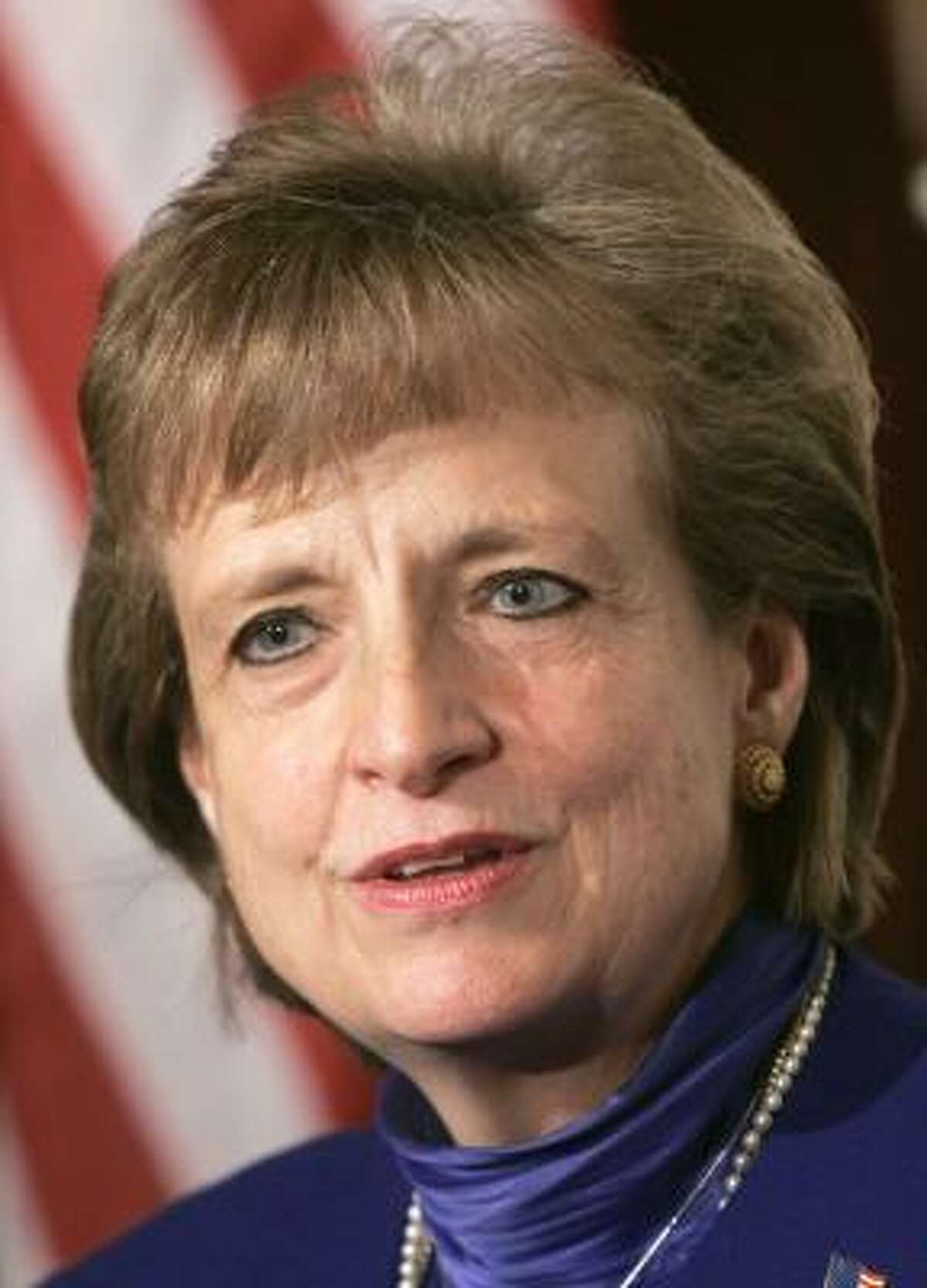 Harriet Miers is a former White House counsel.