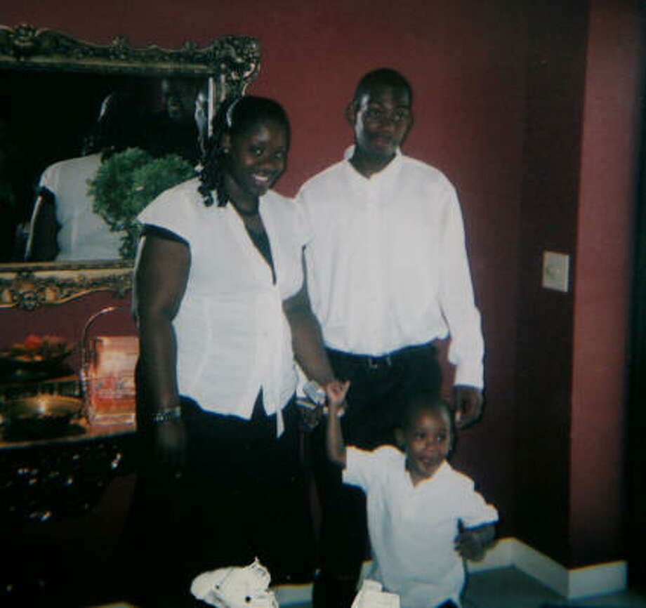 Tenisha and S.J. Williams were married July 7. Xavier Brown would have turned 3 this past Monday. Photo: Family Photo