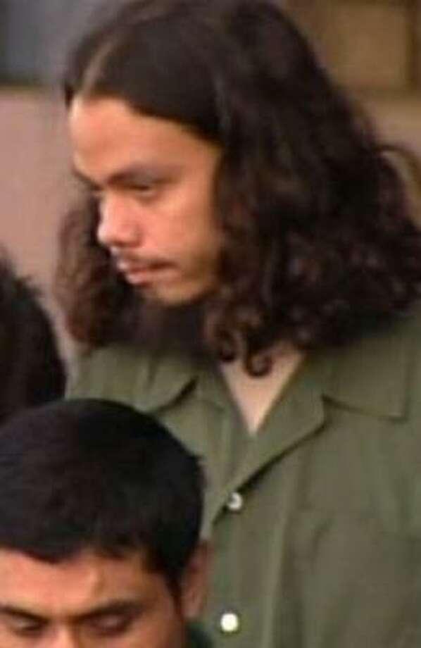 Daniel Maldonado, 28, is charged with conspiring to use a weapon of mass destruction and receiving al-Qaida training. Photo: COURTESY OF KHOU-TV