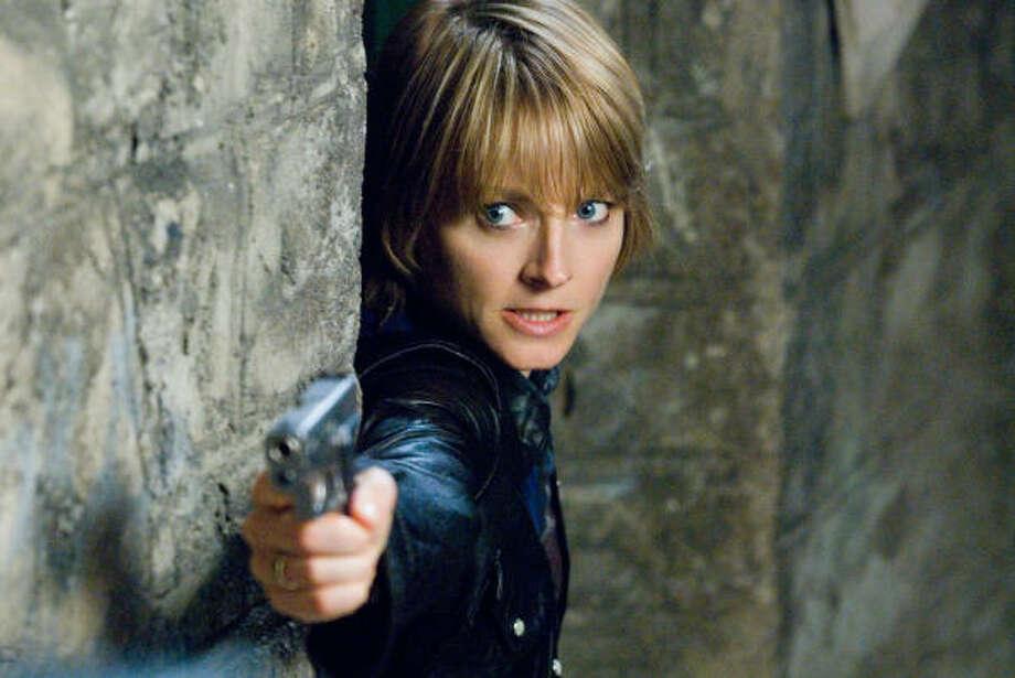 Jodie Foster stars as New York radio host Erica Bain in The Brave One. Photo: Warner Bros.