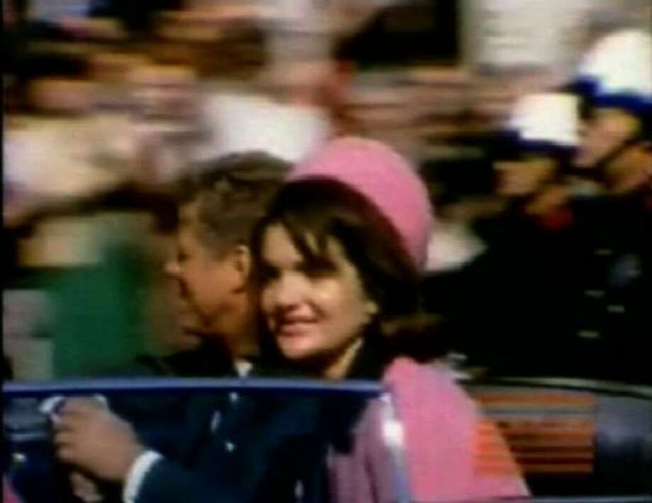 New film captures JFK's fateful Dallas visit - Houston Chronicle