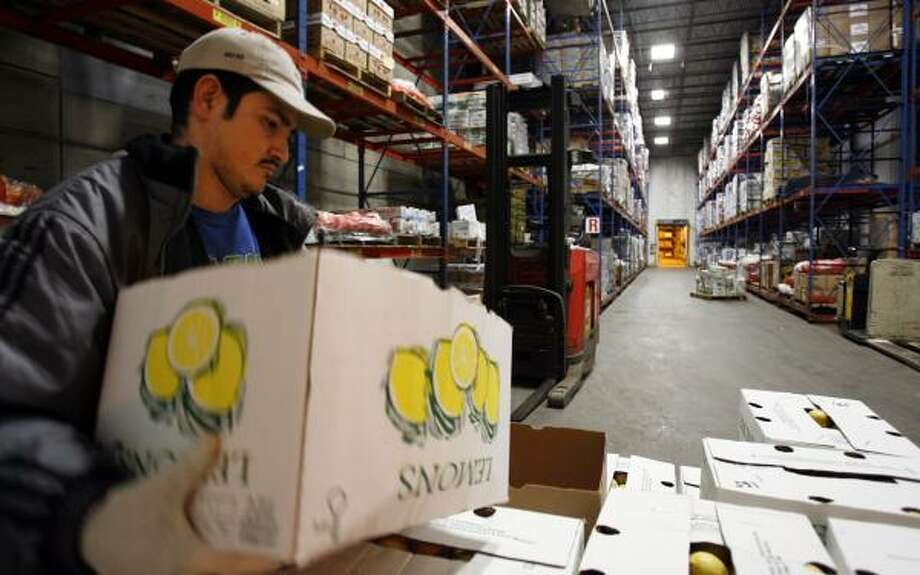 Sysco To Sell Warehouse Building High Tech Facility