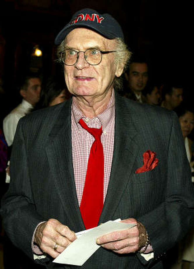 Charles Nelson Reilly died Friday in Los Angeles of complications from pneumonia, his partner, Patrick Hughes, told the New York Times. Photo: Kevin Winter, Getty Images File