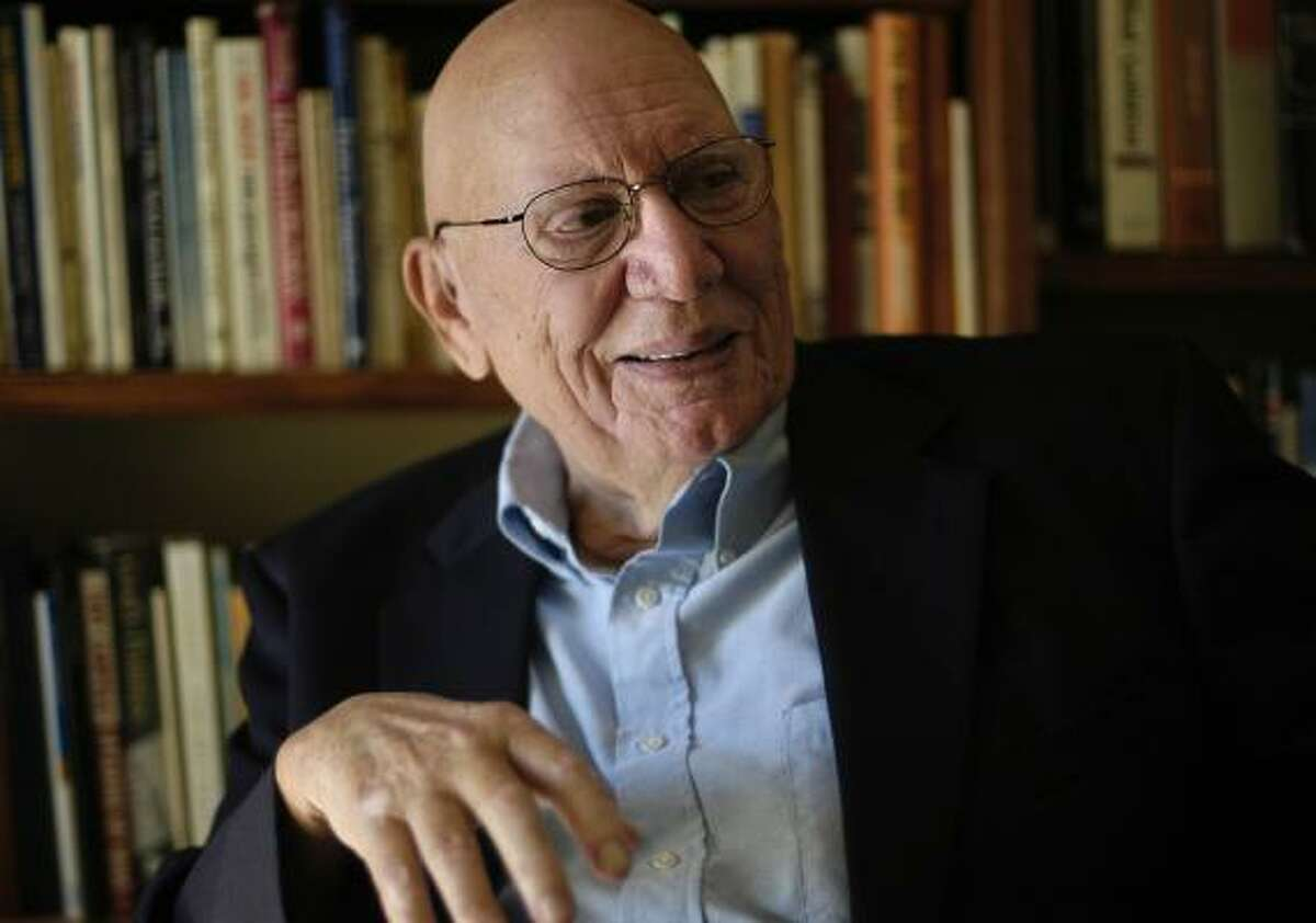 The Rev. Herbert Meza recalls when he issued the invitation to John Kennedy to speak in Houston.
