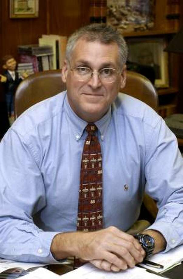 The 5th Circuit judicial council reprimanded Galveston federal Judge Sam Kent, shown in 2003, in September for sexual harassment and inappropriate behavior toward employees. Photo: AP File