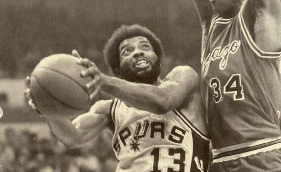 James Silas is back in the Hall of Fame conversation with the help of Jerry Colangelo's new committee. Inexplicably, no one from the ABA was selected since 1996 until Artis Gilmore this year. Photo: Express-News File Photo