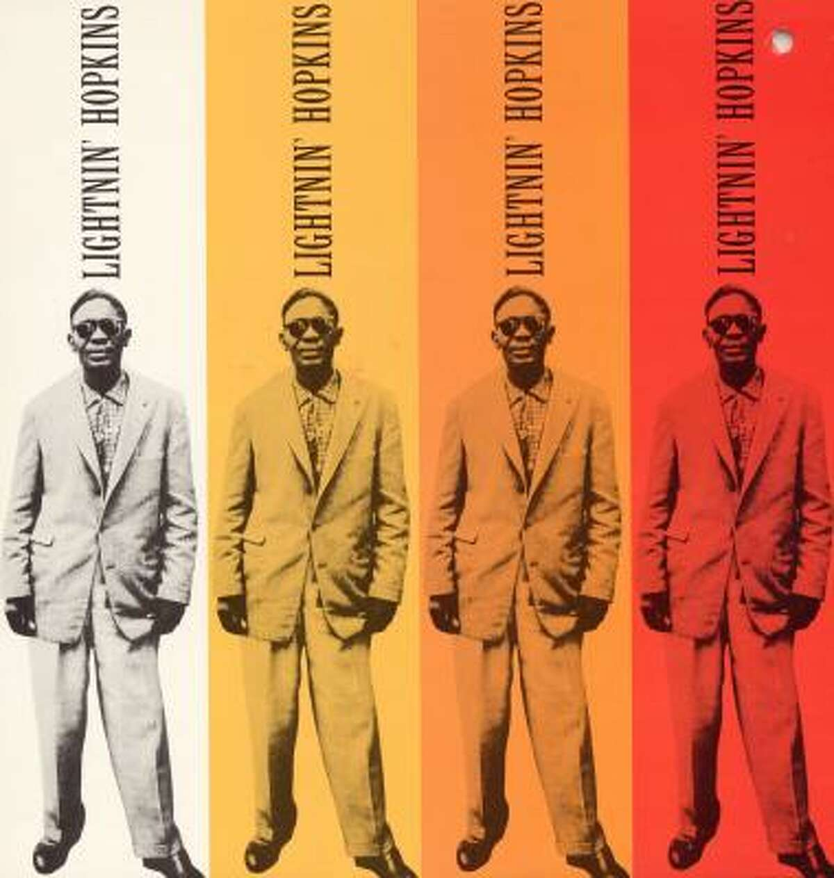 Lightnin' Hopkins cover concept was pinched for two albums released by artists in 2007.