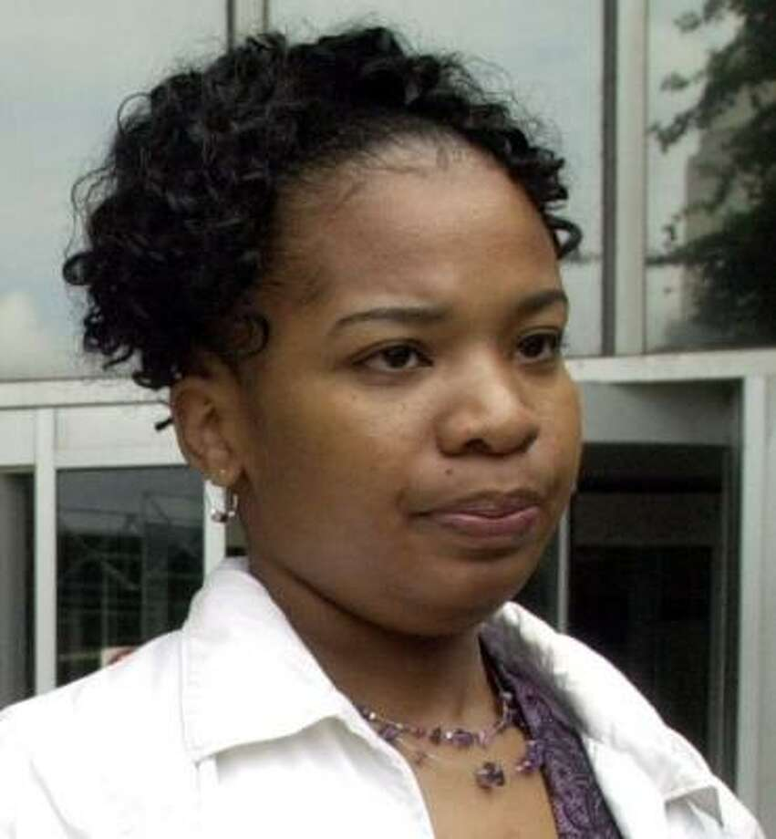 Fatima Holloway had served three days in custody. Photo: DAVID J. PHILLIP, ASSOCIATED PRESS FILE