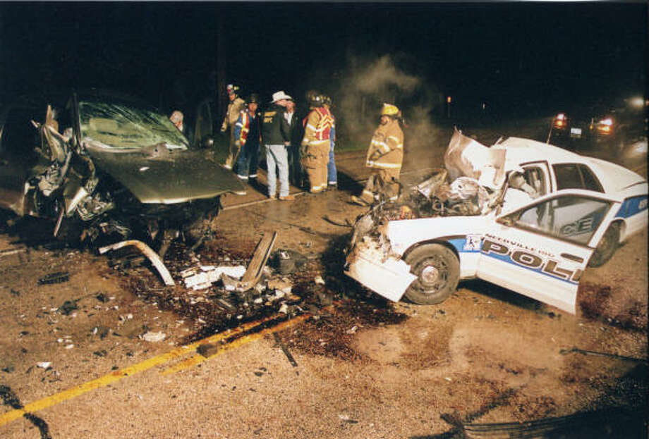 Car Accident In Needville Texas