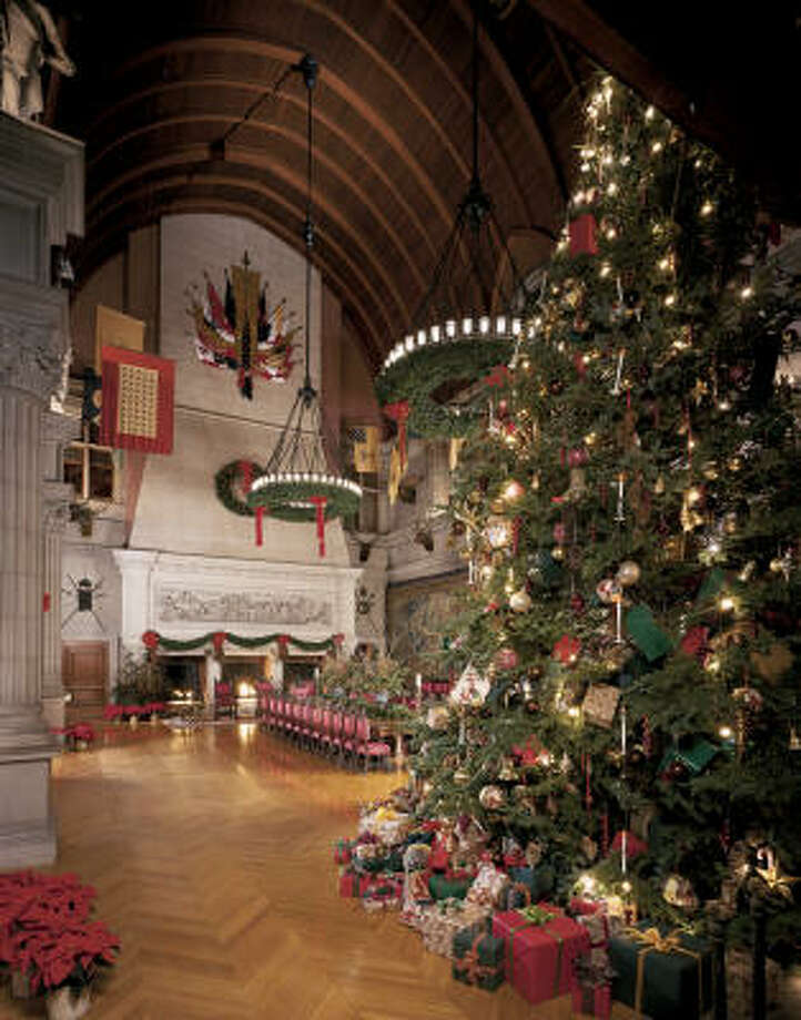 Christmas at Biltmore - Houston Chronicle