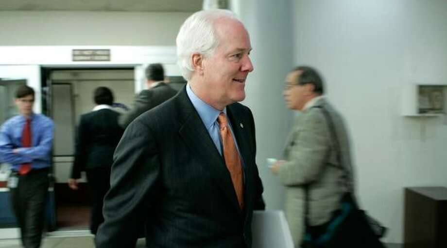 Sen. John Cornyn is pushing to delay expansion of the Kickapoo casino near Eagle Pass. Photo: MARK WILSON, GETTY IMAGES