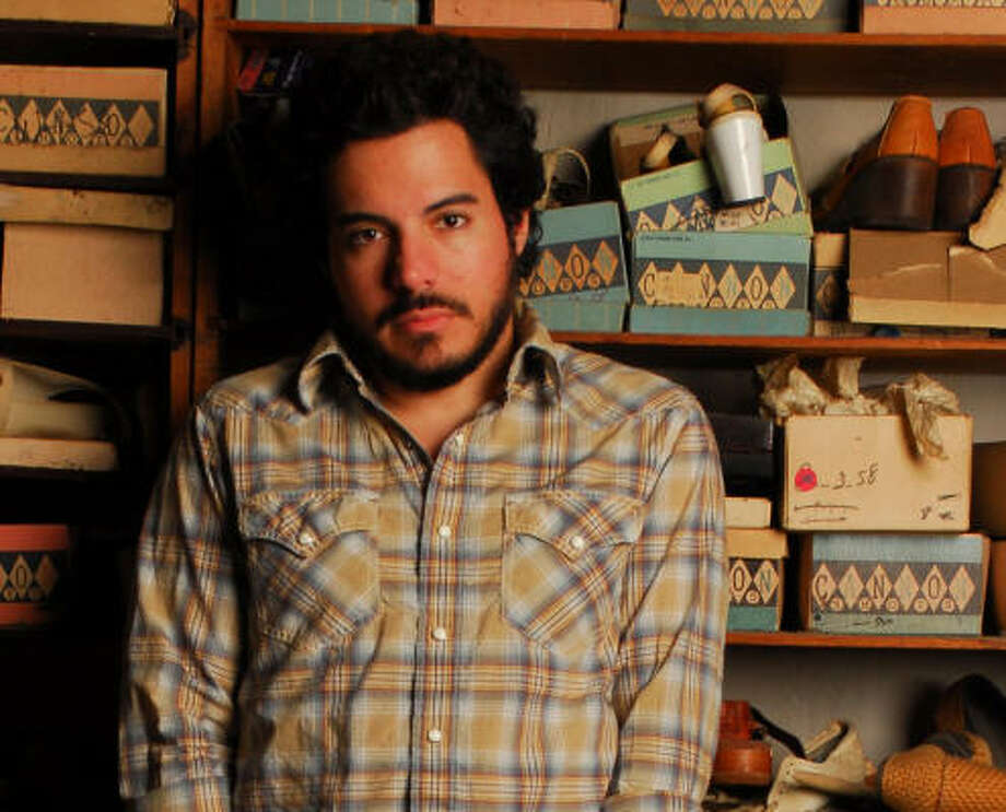 Arthur Yoria's new album is HandShake Smiles. Photo: Brandon Holley