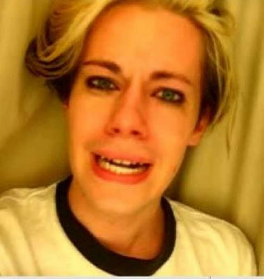 """Chris Crocker has found fame with his YouTube rant """"Leave Britney Alone!"""" Photo: YouTube"""