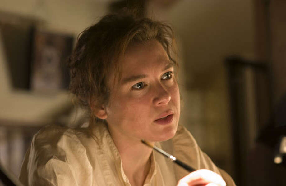 Renee Zellweger stars as Beatrix Potter, a sheltered but talented woman who falls for her publisher, in Miss Potter. Photo: The Weinstein Co.
