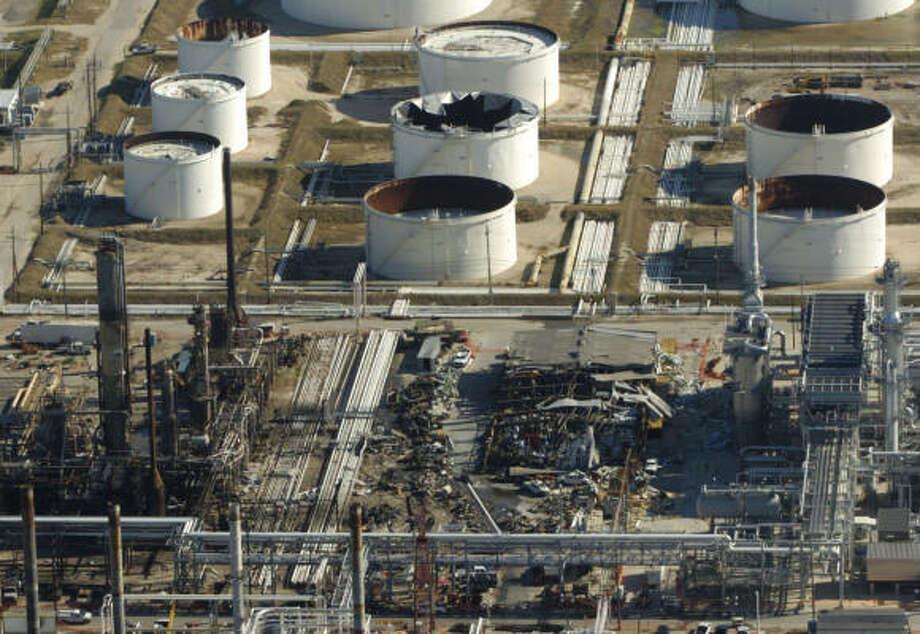 OSHA scarce at Houston plants - Houston Chronicle